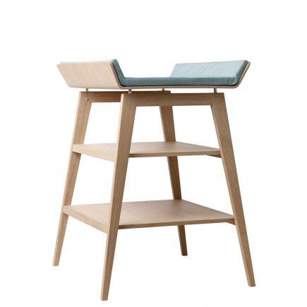 Leander Changing table Linea oak positie 1