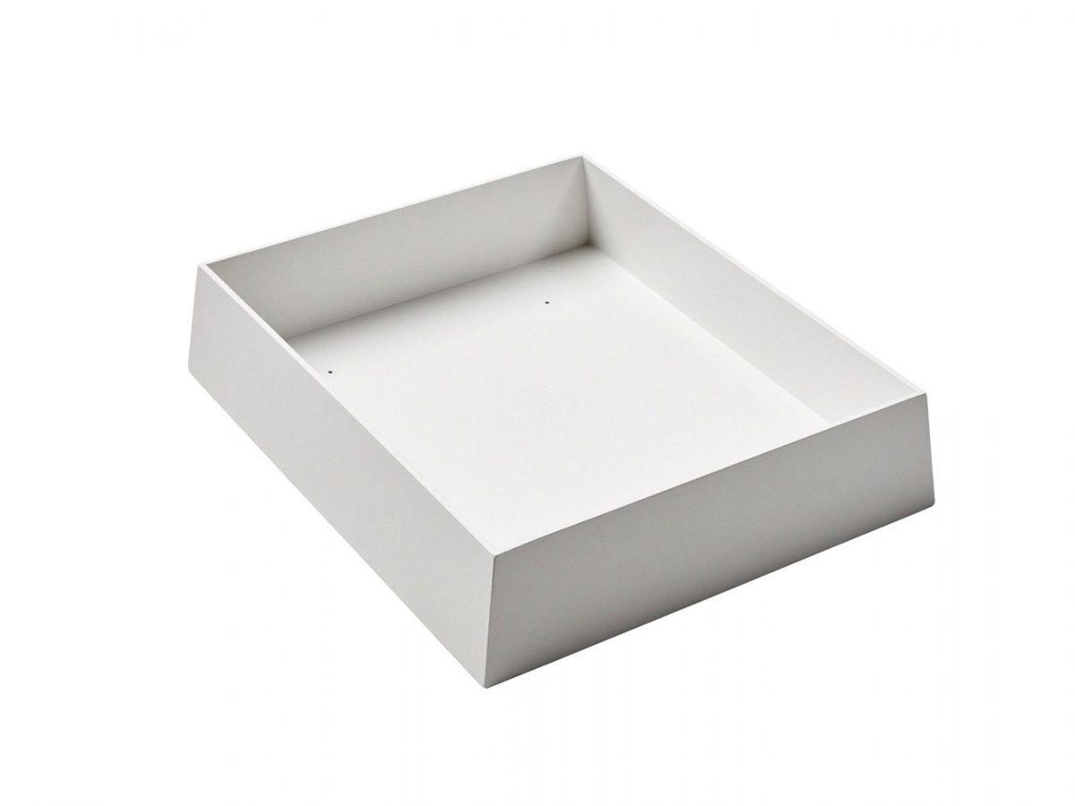 Leander – Opberglade voor Linea Verschoontafel – Wit