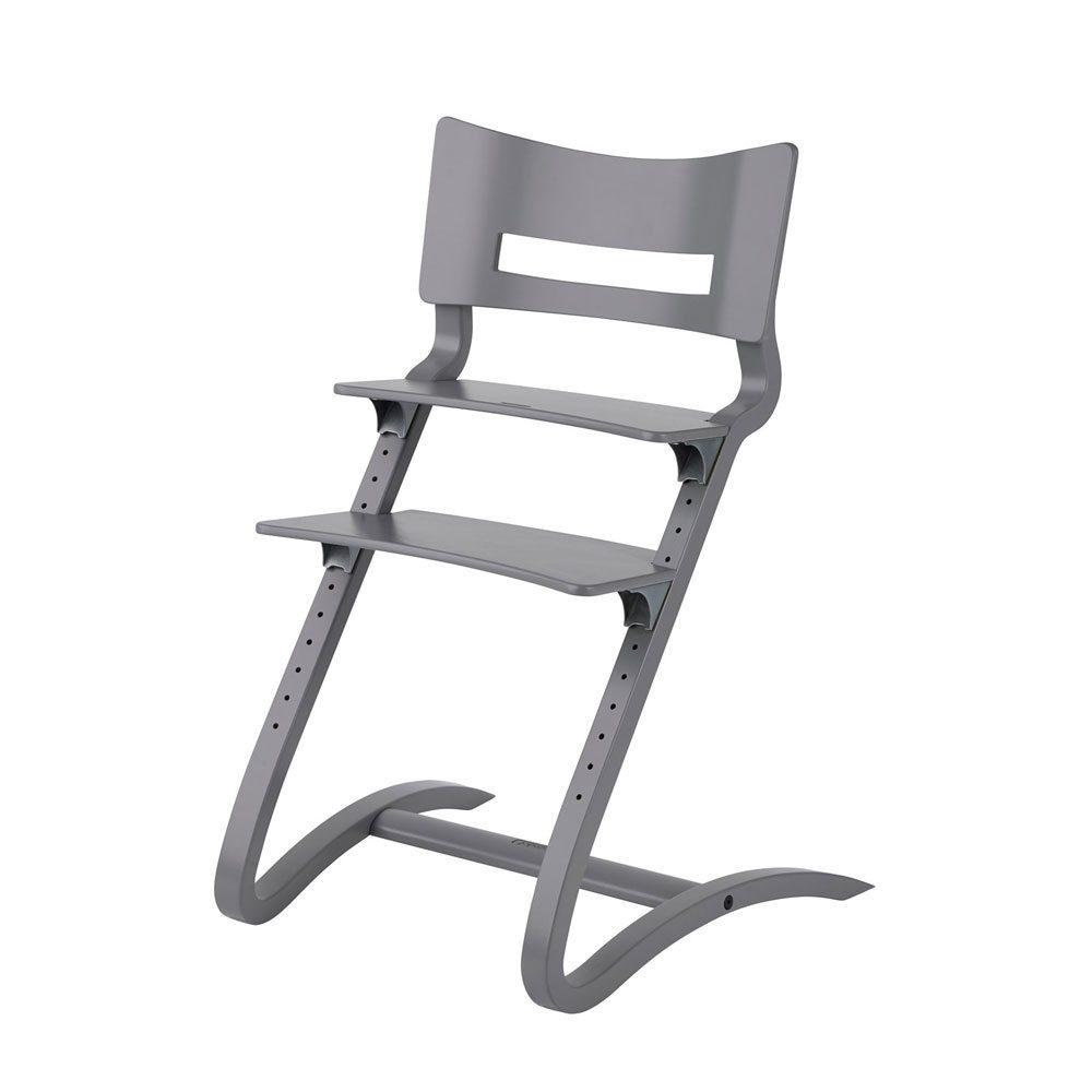 Leander kinderstoel grey