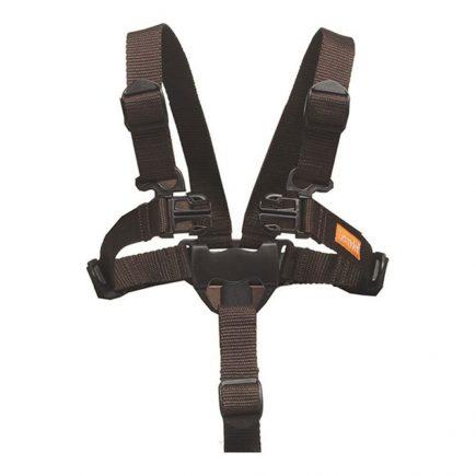 Leander kinderstoel safety harness