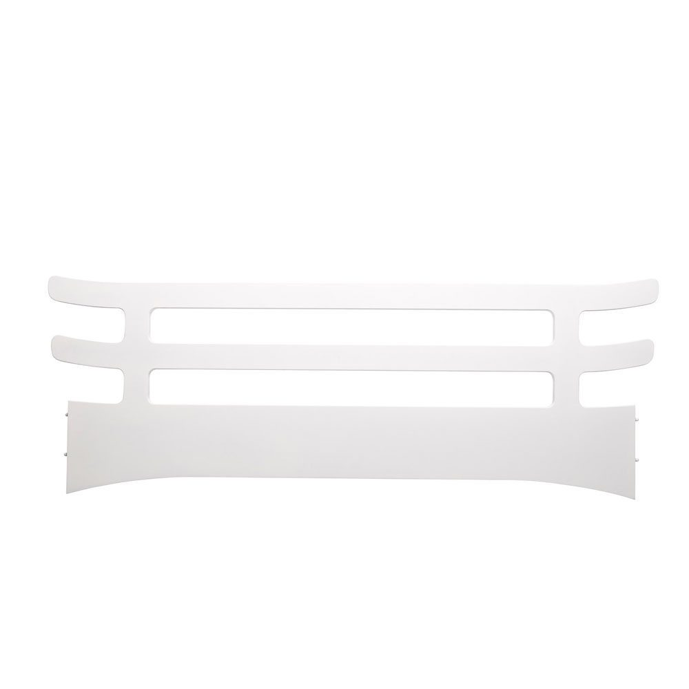 Leander safety guard white