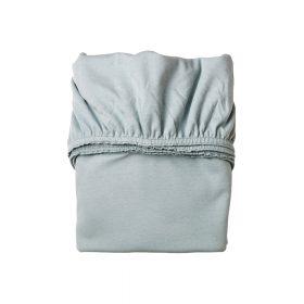 Leander – Hoeslaken voor Hangwieg Organic – Misty Blue (2st.)
