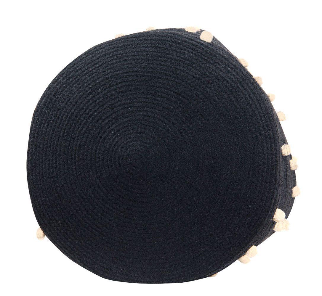 Opbergmand Pebbles black