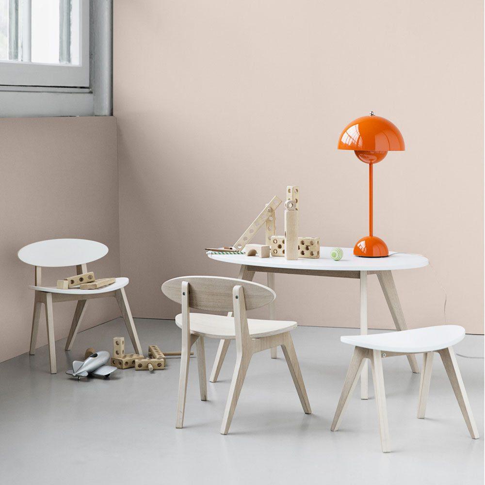 Oliver Furniture Kindertafel white oak