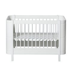 Oliver Furniture Ledikant Wood Mini+ white2