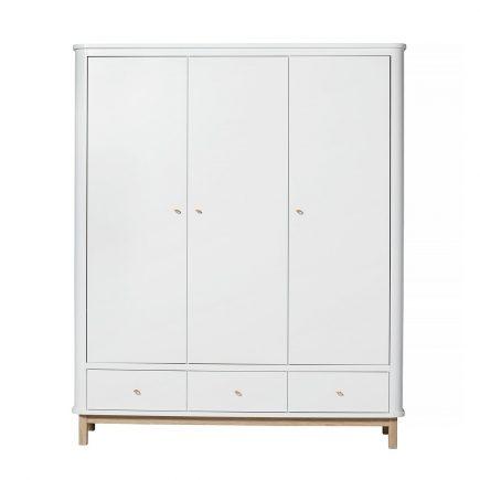 oliver-furniture-wood-kinderkledingkast-3-deuren-wit-eikenhout