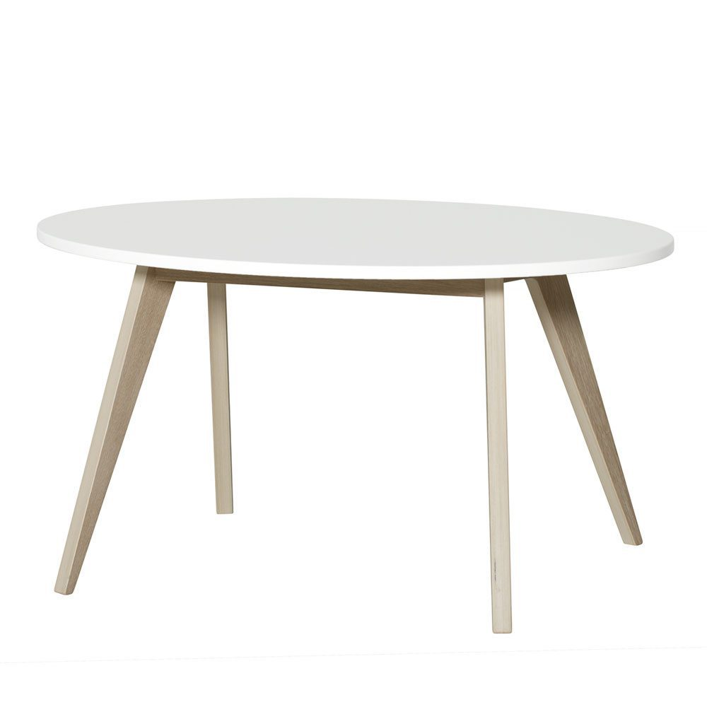Oliver Furniture Kindertafel white oak