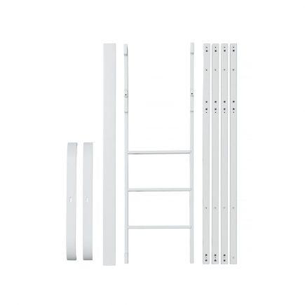 Oliver Furniture Ledikant Wood Mini+ Loft conversiekit white