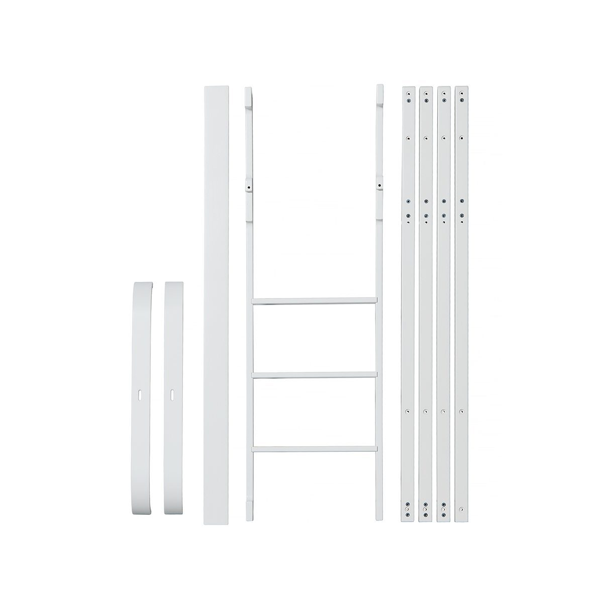 Oliver Furniture Conversiekit Wood Mini+ naar Loft white