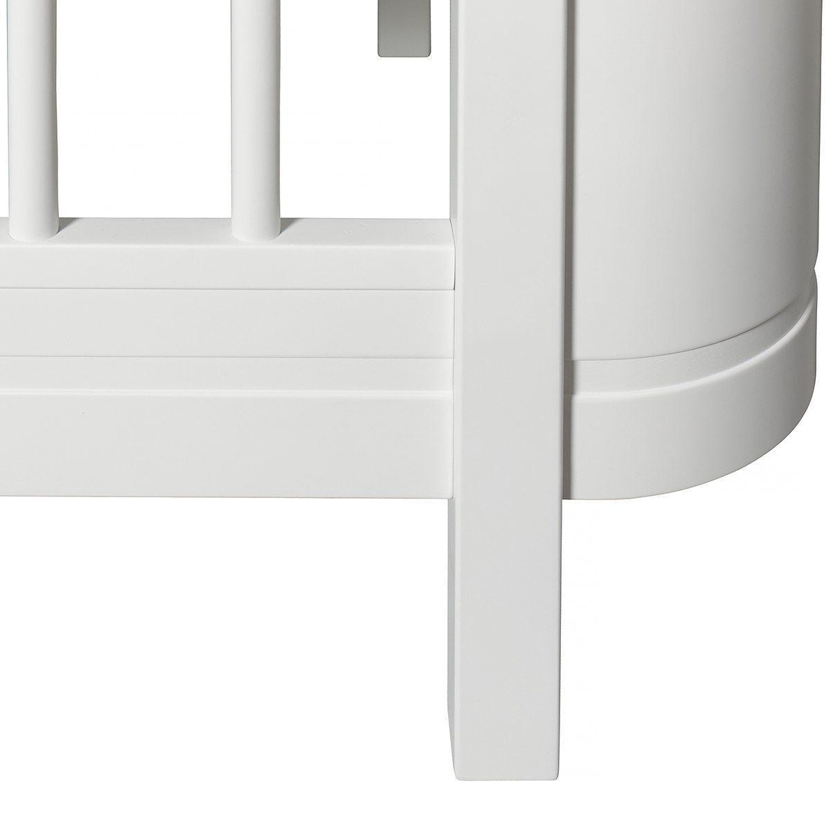 Oliver Furniture Ledikant Wood Mini+ white detail