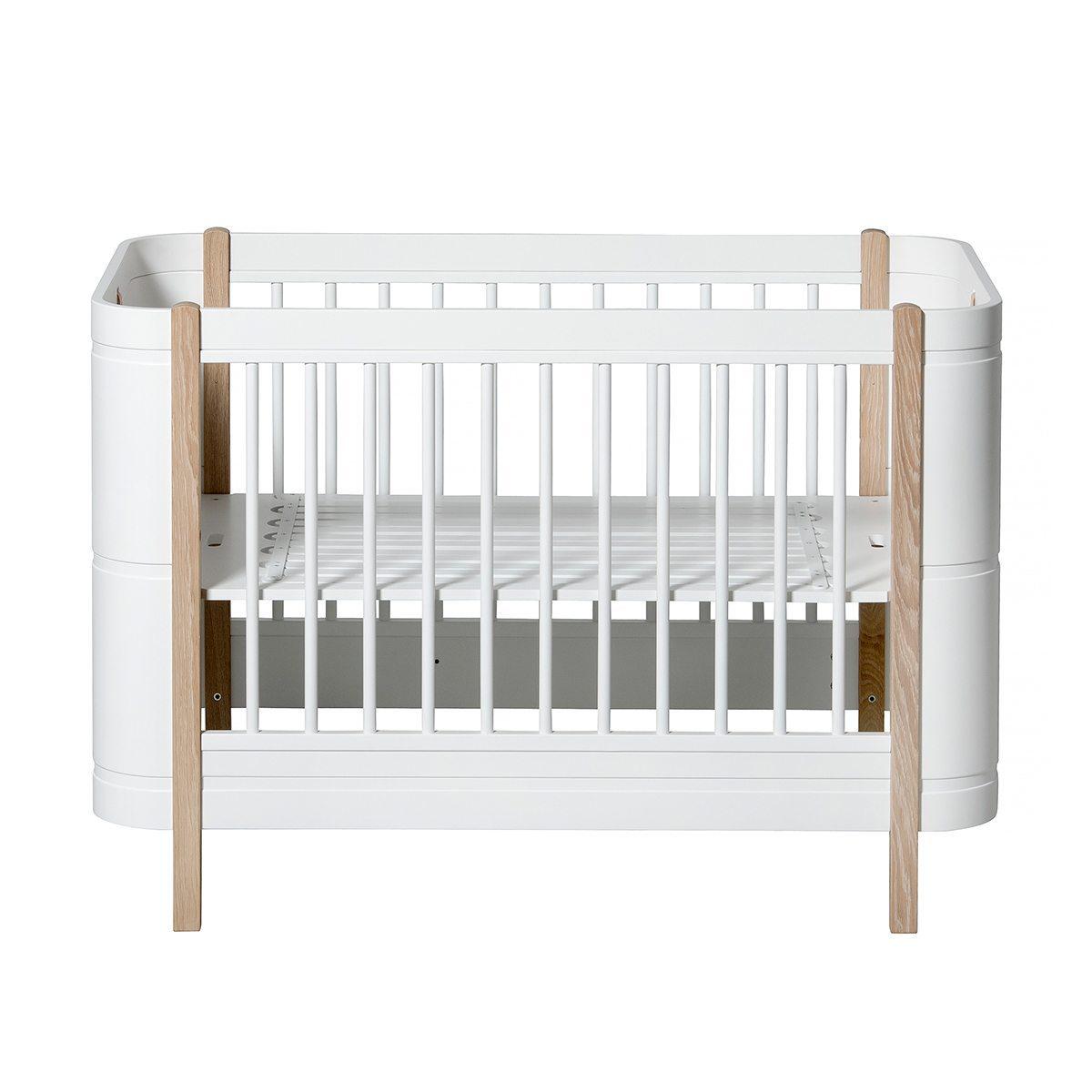 mini furniture. Oliver Furniture Ledikant Wood Mini+ White Oak Mini