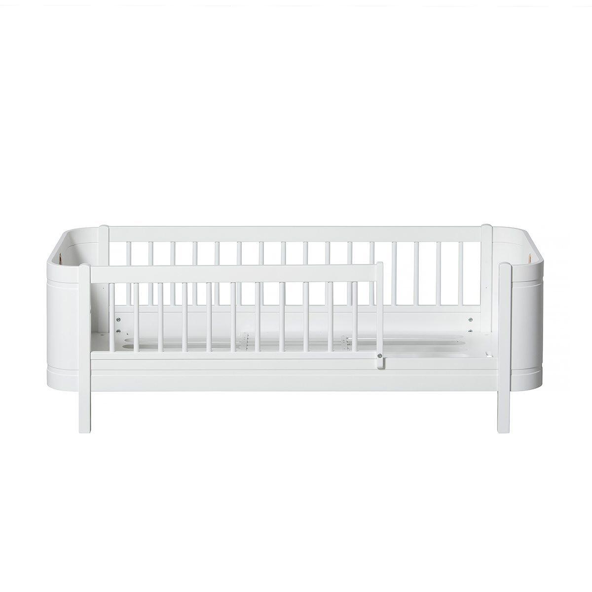 Oliver Furniture Ledikant Wood Mini+ white