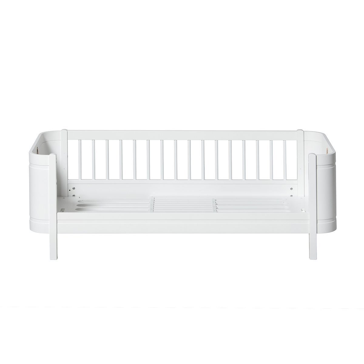Oliver Furniture Ledikant Wood Mini+ white
