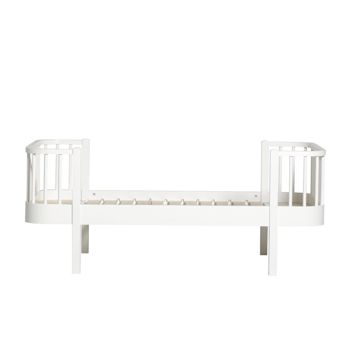Oliver Furniture – Wood Original Junior Bed – Wit, 90 x 160 cm