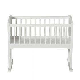 Oliver Furniture – Seaside Wieg – Wit, 40 x 80 cm