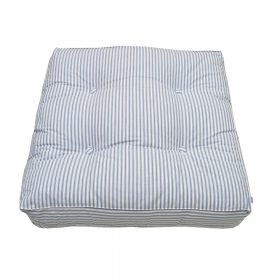Oliver Furniture – Vloerkussen – Blue Striped