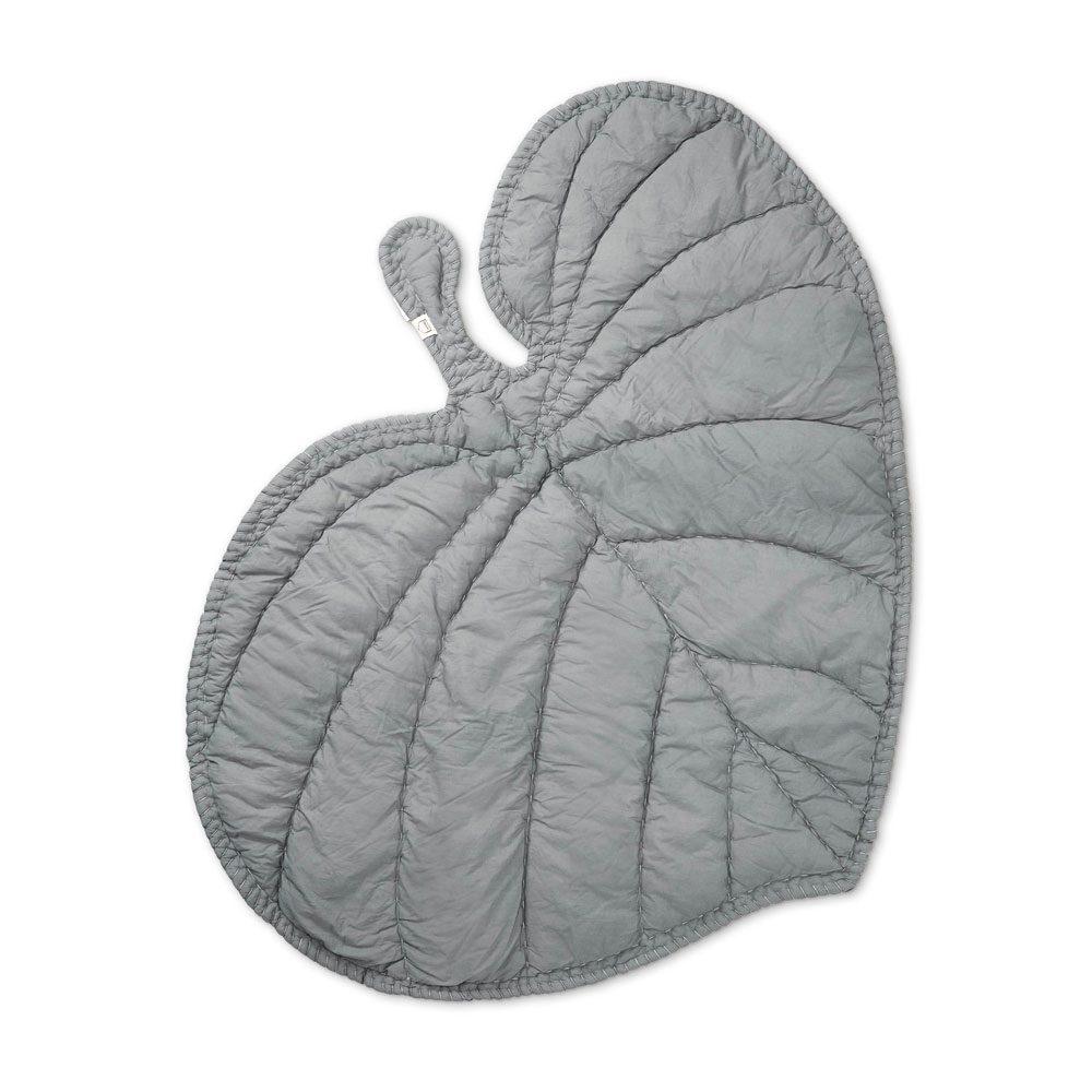 NOFRED – Leaf Blanket grey