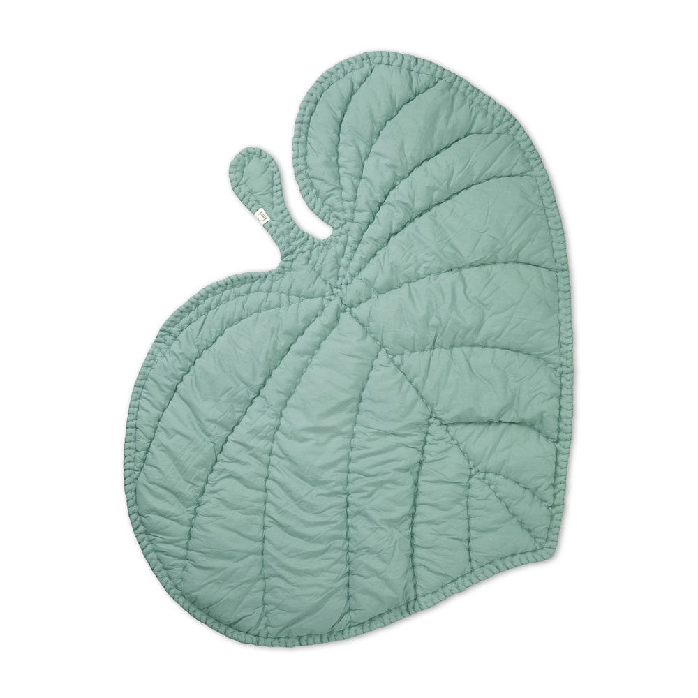 NOFRED – Leaf Blanket mint