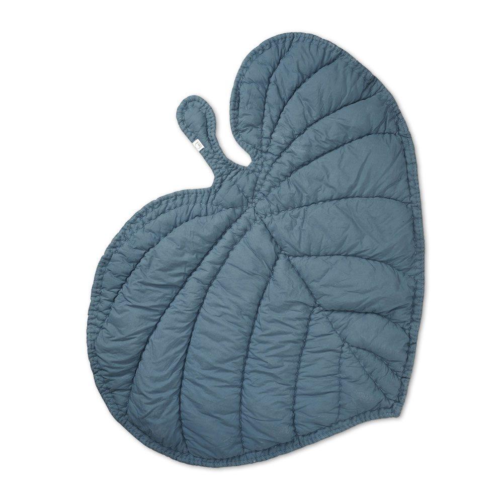 NOFRED – Leaf Blanket petrol