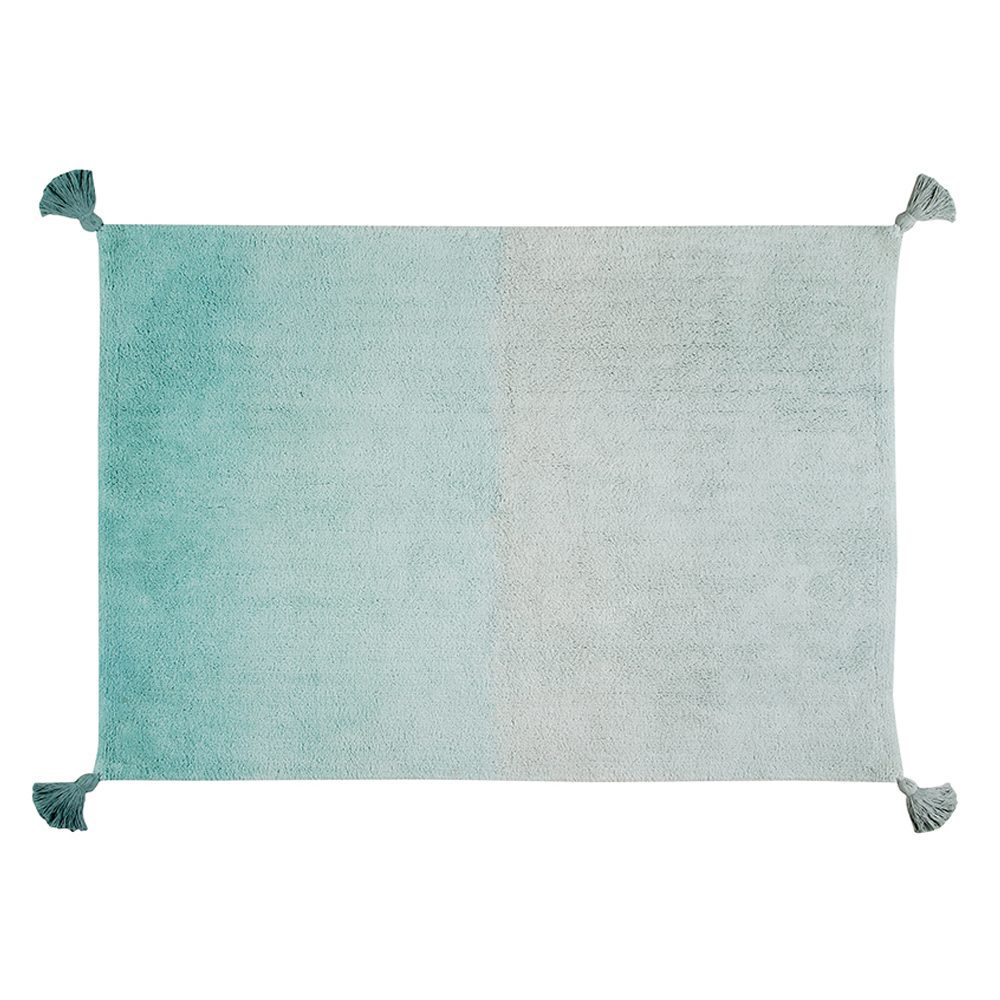 Lorena Canals – Vloerkleed – Vice Versa – Ombré & Emerald – 120 x 160 cm