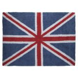 Lorena Canals – Vloerkleed kinderkamer – Flag of United Kingdom – 140 x 200 cm