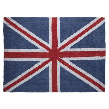Lorena Canals vloerkleed kinderkamer Flag of England 140 x 200 cm