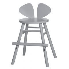 NOFRED Mouse chair junior grey