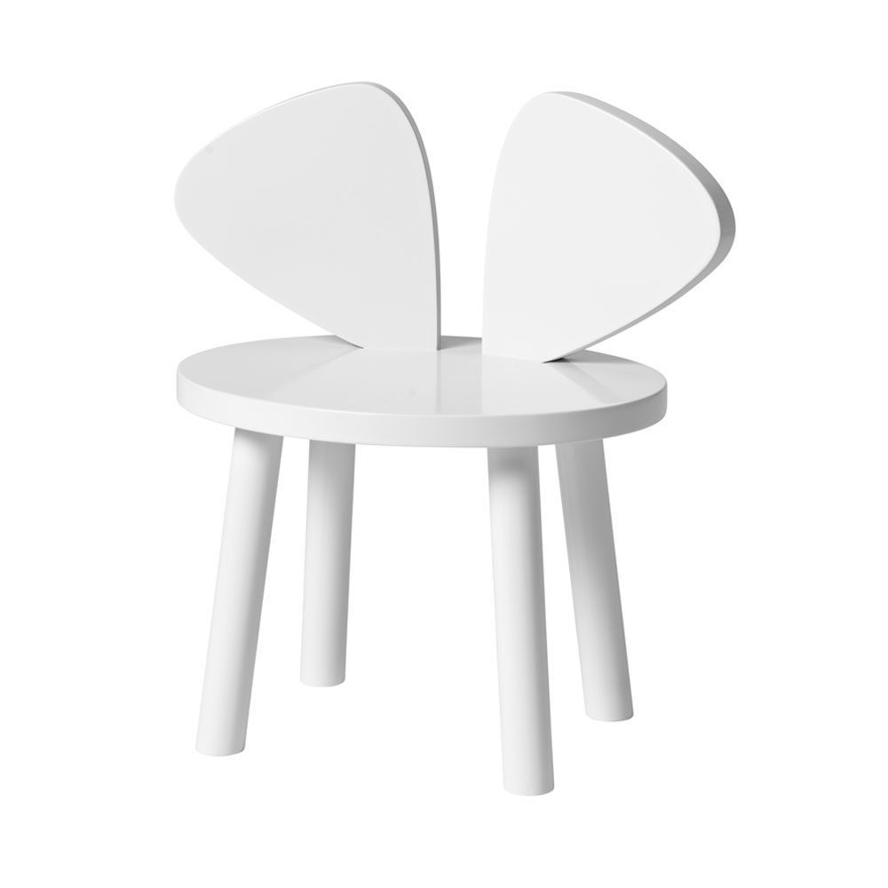 NOFRED Mouse chair white