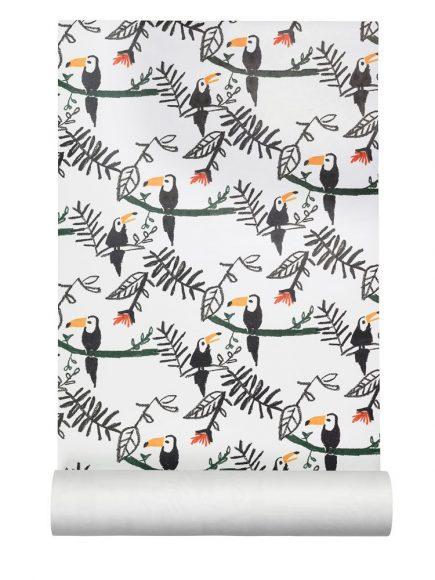 NOFRED Wallpaper tucan