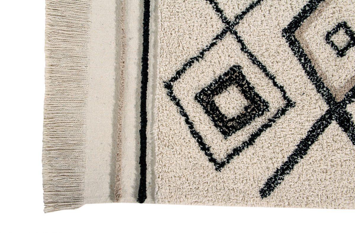 Vloerkleed katoen Bereber Ethnic 120 x 180 cm