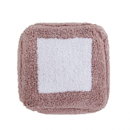 Lorena Canals Poef Marshmallow vintage nude