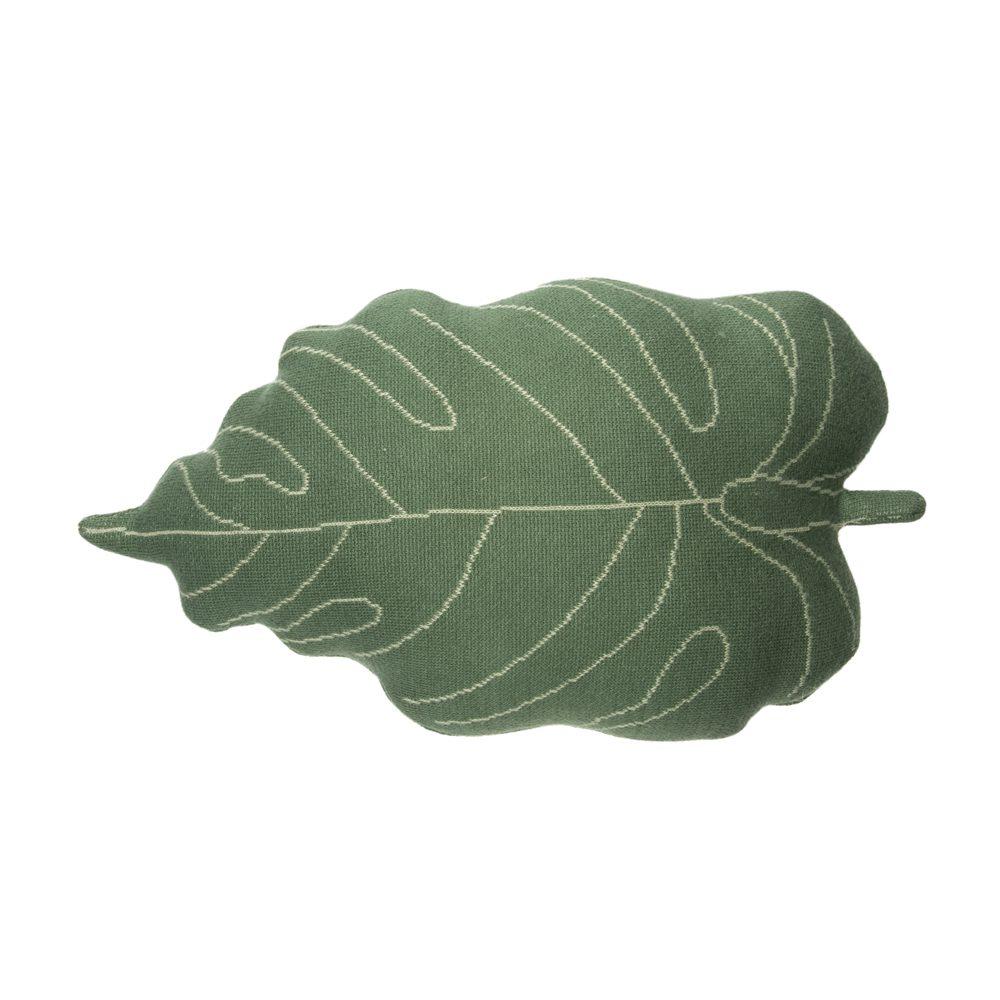 Lorena Canals – Wasbaar Kussen – Baby Leaf – 28 x 42 cm