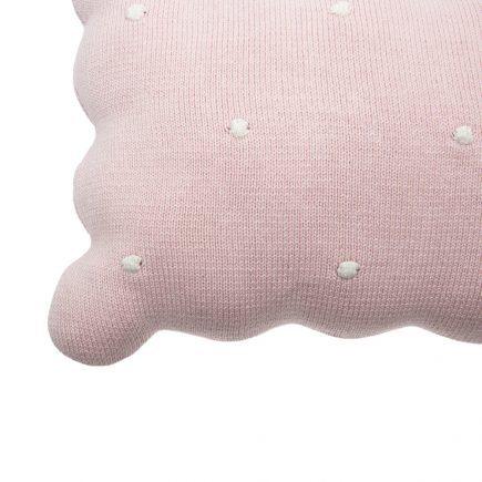 Lorena Canals Sierkussen Biscuit pearl pink