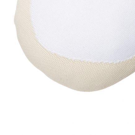 Lorena Canals Sierkussen Bonbon vanilla white