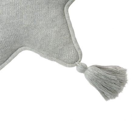 Lorena Canals Sierkussen Twinkle Star grey