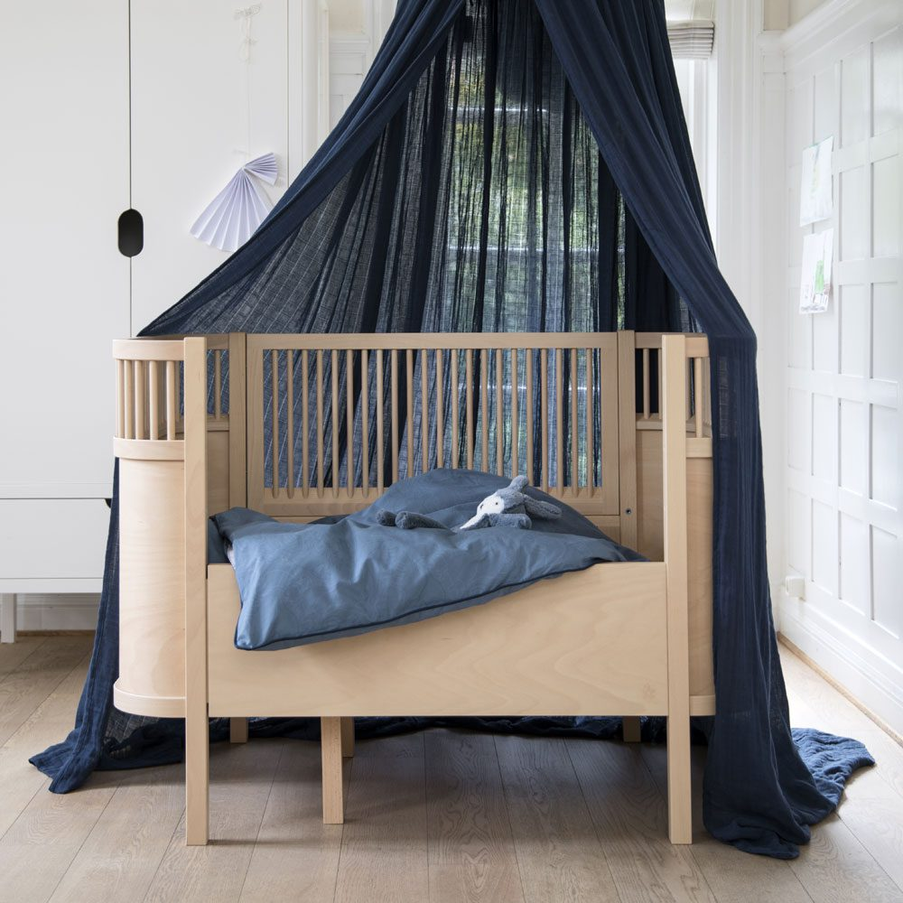 The Sebra Bed Wooden Edition