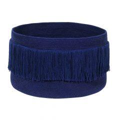 Lorena Canals Opbergmand Fringes alaska blue