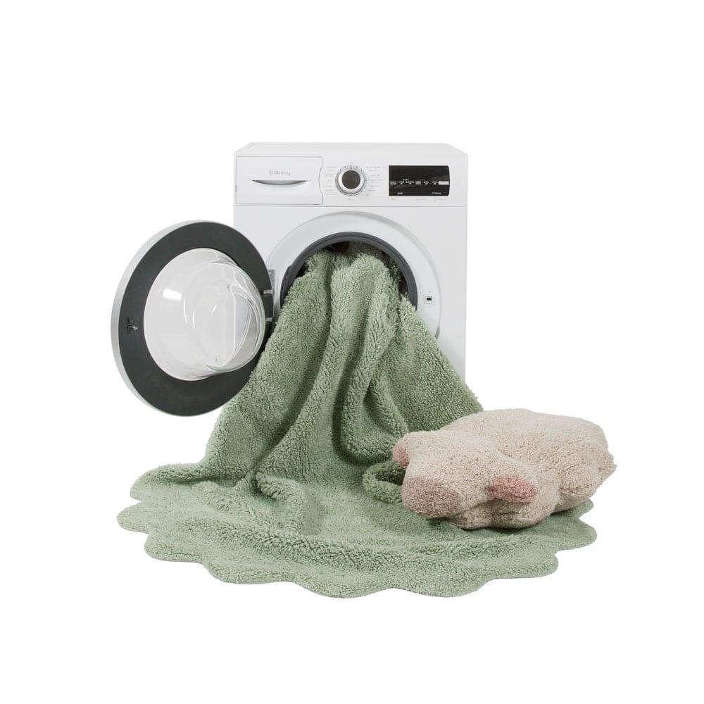 Lorena Canals Wasbaar vloerkleed Puffy sheep