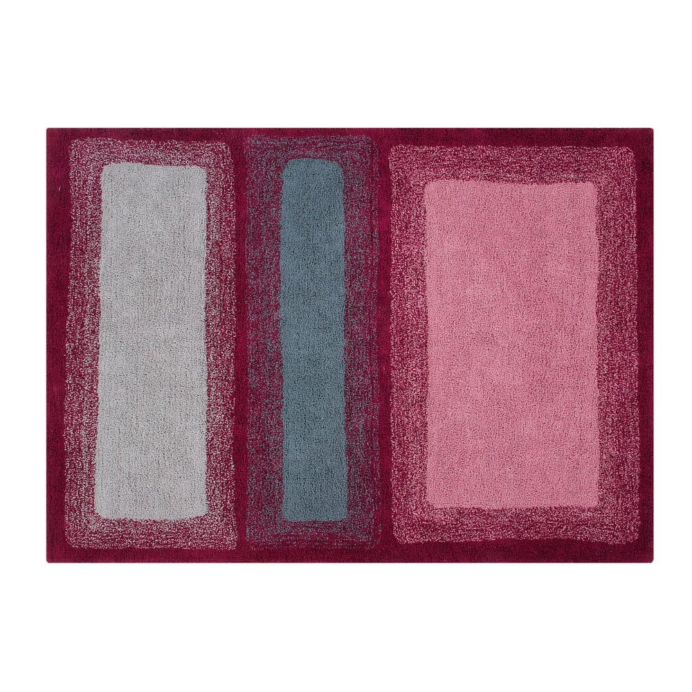 Lorena Canals Washable rug Water savannah red