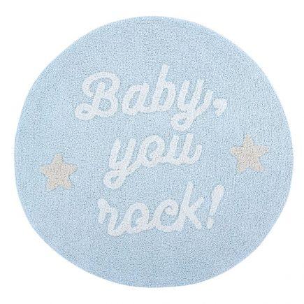 Lorena Canals kindervloerkleed Baby, You Rock!