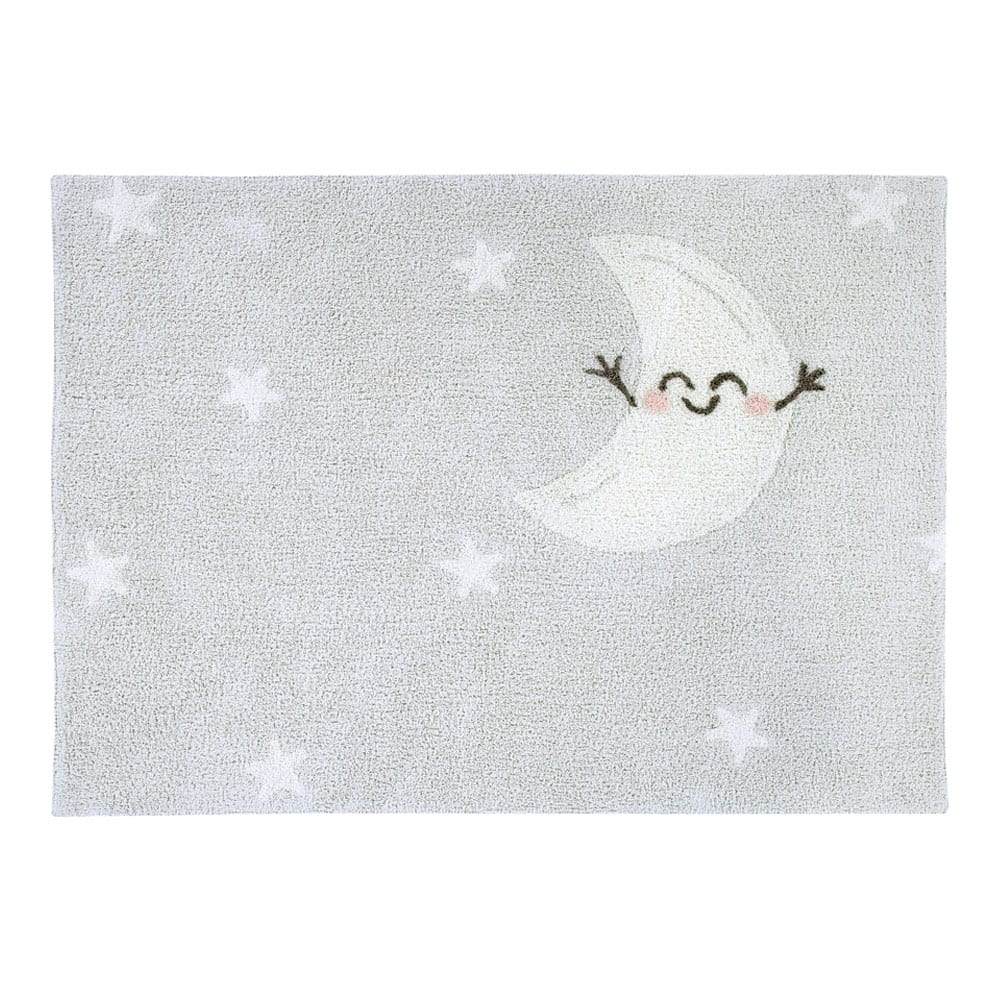Lorena Canals kindervloerkleed Happy Moon