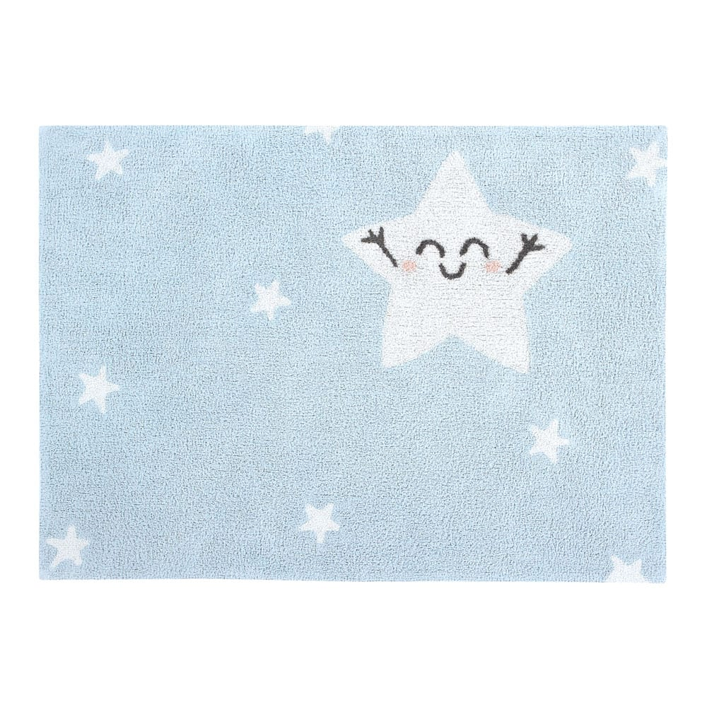 Lorena Canals kindervloerkleed Happy Star