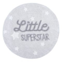 Lorena Canals kindervloerkleed Little Superstar