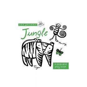 Wee Gallery – Slide & Play Boek – Jungle