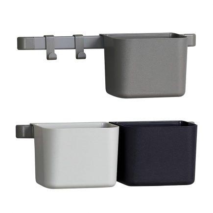 leander-organizers-3st-2-korte-rekken-dusty-grey