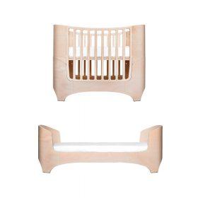 Leander – Classic Baby & Junior Bed – Whitewash