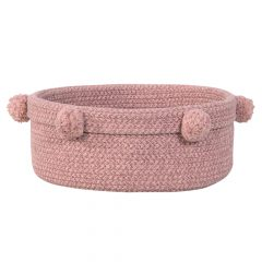 Lorena Canals Basket Tray ash rose