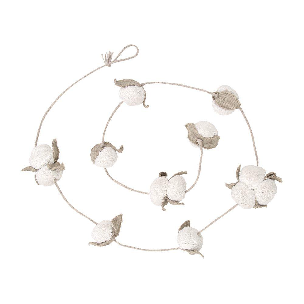 Lorena Canals – Slinger – Cotton Bolls – 150 cm