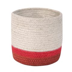 Lorena Canals Mini Basket tricolor natural