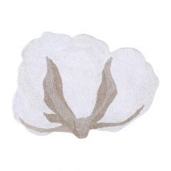 Lorena Canals Wasbaar vloerkleed Cotton Flower